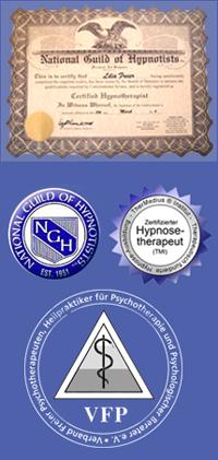 Zertifizierung und im Verband